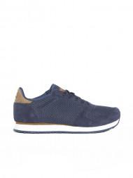 WODEN / Ydun mesh sneaker nsc stone blue