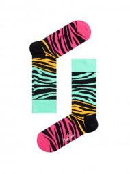 HappySocks / Zebra socks multi coloured