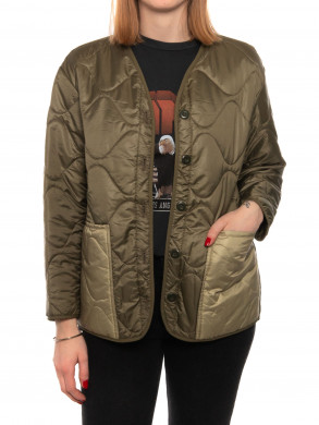 Andy bomber jacket green
