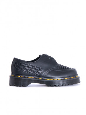 Bex woven shoes blk luxor
