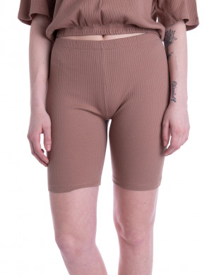 Melo rippe shorts ginger snap