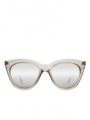 Halfmoon magic sunglasses silver