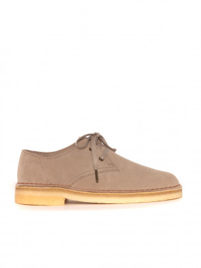 Desert khan shoe suede or sand