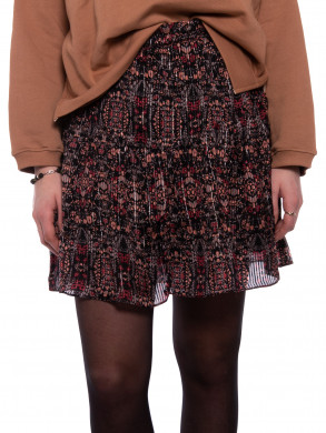 Signe short skirt black