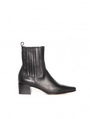 Vivienne boots seta nero