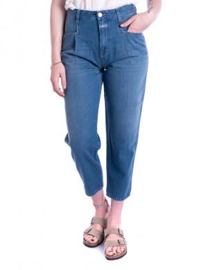 Pearl jeans blue slate