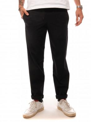 Kaplan wool pants noir