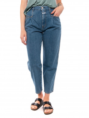 Pearl jeans mid blue