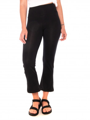Teresa flare leggings black