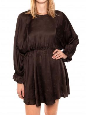 Gita dress carbon