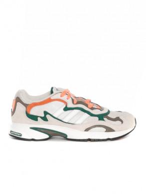 Temper run sneaker raw white