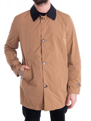 City coat brown