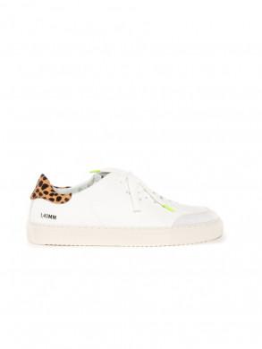 Clean 90 triple sneaker wht leopard