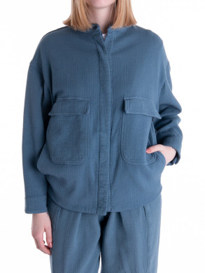 Malin commodore jacket blue