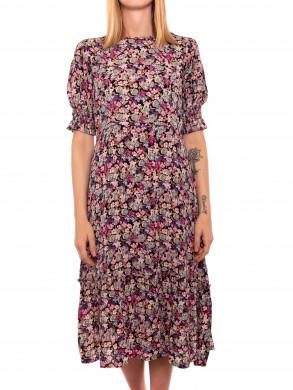 Mejse printed dress