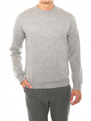 Gees pullover grey mel