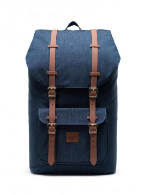 Little america backpack indigo