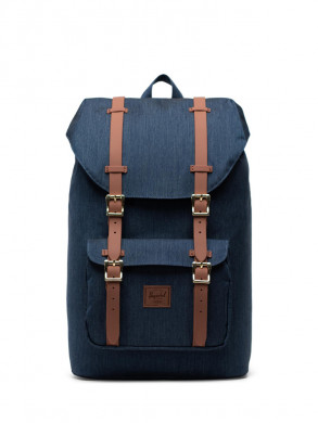 Little america mid backpack indigo