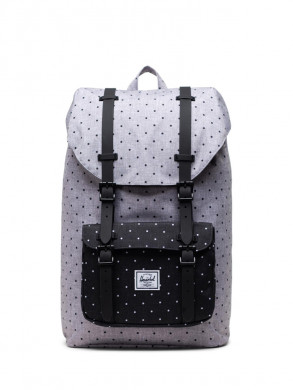 Little america mid backpack polka dot