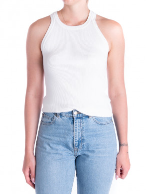Willy knit top off white
