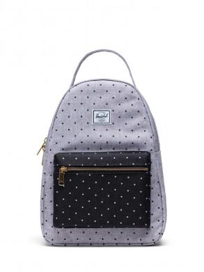 Nova x-small backpack polka dot