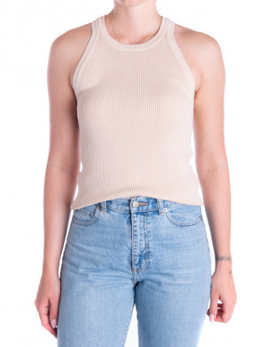 Willy knit top sand