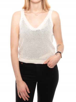 Krista sirala top knit sugar