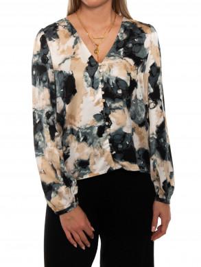 Kera blouse zaria print