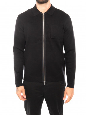 Guna x zip jacket black