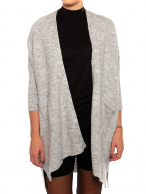 Tessa cardigan grey
