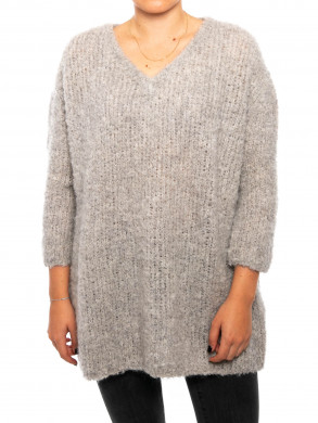 Wila pullover 260 gris chine