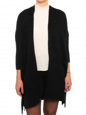 Tessa cardigan black