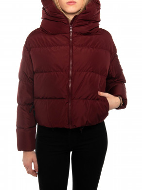 Cloud jacket bordeaux