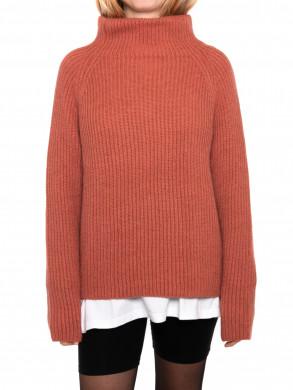 Eabha pullover red