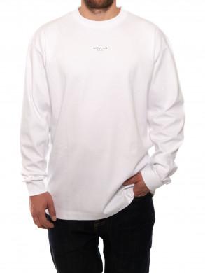 Classic nfpm longsleeve white