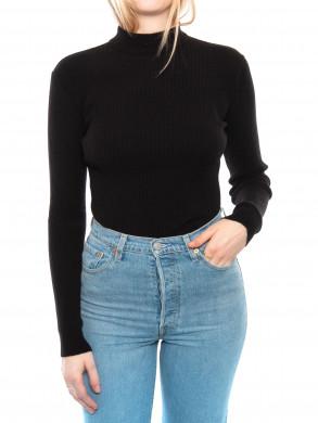 Edna pullover black