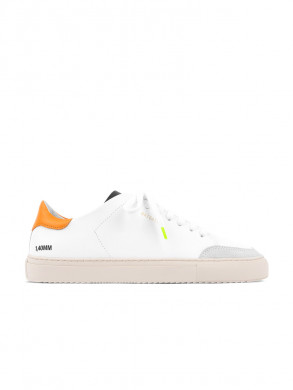 Clean 90 triple men sneaker orange bl neon