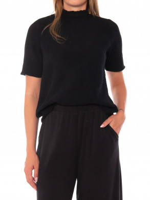 Ashley shirt black