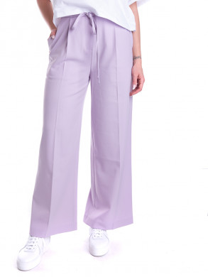 Haven trousers mauve shadow