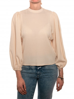 Harriet blouse warm wht