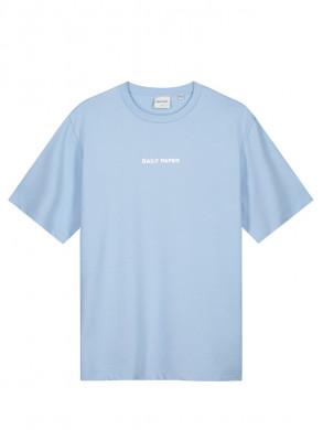 Refarid t-shirt chambray blue