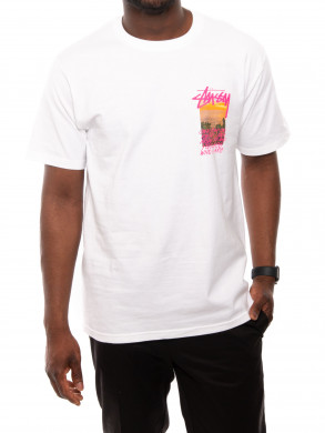 Clear day t-shirt white