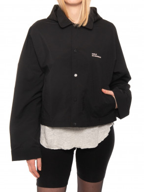 Nfpm cropped jacket black