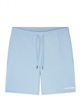 Refarid sweatshorts chambray blue