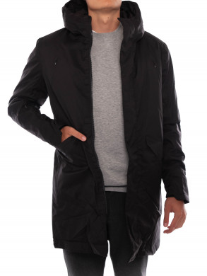 Long jacket 7642 black