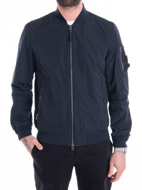 City bomber jacket midnight blue