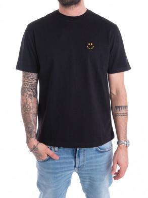 Optimist t-shirt black
