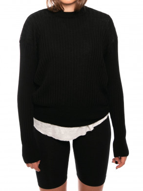 Becca pullover pirate black