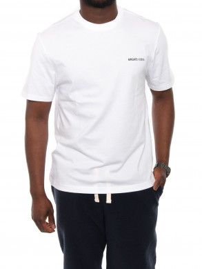 London t-shirt white