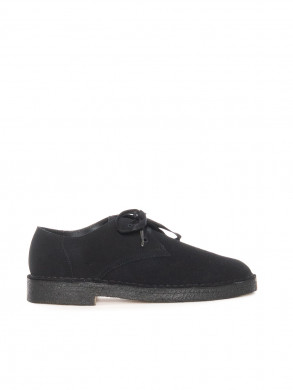 Desert khan shoes mono black